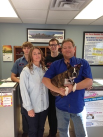 "Newman's Automotive - Meet The ""Newman's""... and Buster:)"