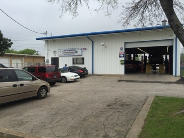 Newman's Automotive - Easy access to South Congress, and Hwy 71, Ben White