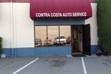 Contra Costa Auto Service - Our humble establishment