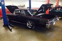 Contra Costa Auto Service - We love to service and repair vintage classics like the 1964 Pontiac GTO