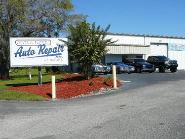 Central Florida Auto Repair - SINCE 1991 WE HAVE SERVED YOU NEEDS-OUR REPUTATION IS EARNED...NOT GIVEN-WE WELCOME YOU TO OUR HOME