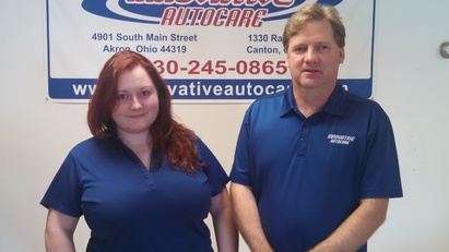 Innovative Autocare - Jeff Goodwin, President. Tierney May, Manager.