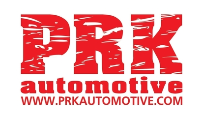 PRK Automotive - Our amazing logo, designed by a customer.