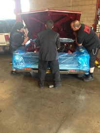 PRK Automotive - Working as a team!