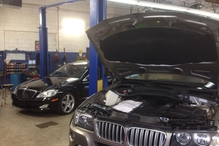 Complete Car Repair - Downers Grove - We service mercedes and bmws every day at a great price for our customers!