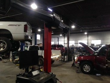 HCS Auto Repair - General and complete auto repair.