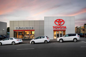 San Francisco Toyota Scion