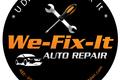 We-Fix-It Auto Repair