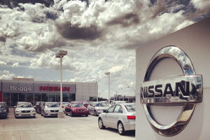 Briggs Nissan of Lawrence