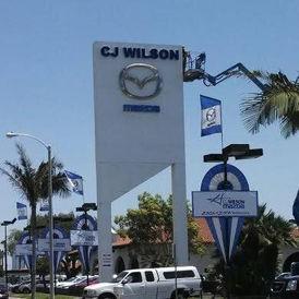 CJ Wilson Mazda of Ventura