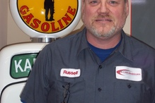 KAMS Auto Service Center - Russ, one of our ASE technicians.