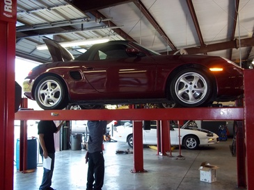 KAMS Auto Service Center - KAMS Auto works on new, used, sporty and classic autos!