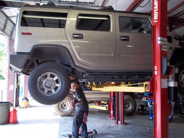 KAMS Auto Service Center - KAMS Auto is ready to work on all makes and models.