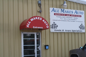 All Makes Any Model Auto Service & Repair