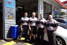 Chuck Mercier's Burbank Auto Repair - All 4 technicians are ASE Certified!