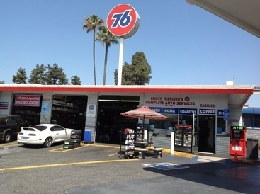 Chuck Mercier's Burbank Auto Repair