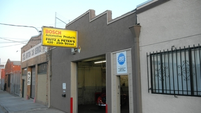 Fritz and Peters Import Car Service