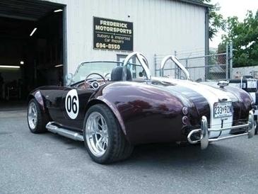 Frederick Motorsports Inc