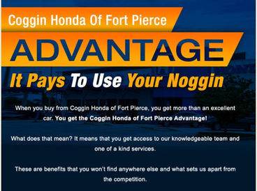 Coggin Honda of Fort Pierce
