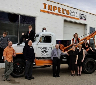 Topel's Towing & Repair, Inc.
