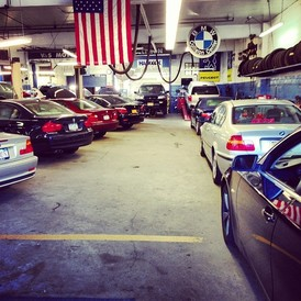 V & S Motor Service Inc - German car specialist.