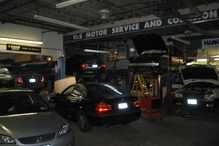 V & S Motor Service Inc - Servicing all makes and models. V & S is your one-stop-shop for complete automotive care!