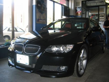 V & S Motor Service Inc - Car finished and ready for delivery. At V & S we specialize in BMW repairs.