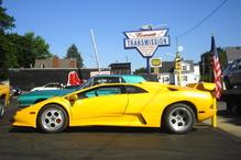 Everett Transmission & Auto Repair - Kit car with GM Transmission