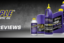 Carmasters Automotive - We stock all kinds of Royal Purple Synthetics Street, High Performance, MAXCycle, XPR Racing, MaxGear oils, ATF and more. We can also get anything that we are out of stock on.