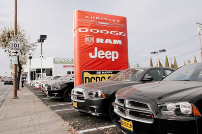 Redwood City Chrysler Dodge Jeep Ram