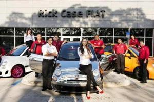 Rick Case Fiat Maserati Alfa Romeo