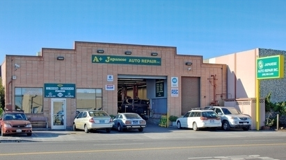 A+ Japanese Auto Repair Inc - Free Shuttle Service - rovided as a courtesy to our valued clients.