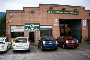 A+ Japanese Auto Repair Inc