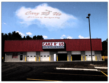Carz R Us Auto Repair & Tires - This is the NEW Carz R' Us, state of the art facilty that opened on August 25th, 2013. It features 10 bays that allow us to service you with quality and supreme efficiency.