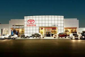 Fort's Toyota of Pekin