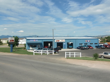 J4 Automotive - Conveniently located in East Helena, we can accomidate customers who wish to wait plus those who need reides back to work/home.