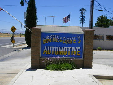 Wayne & Dave's Automotive