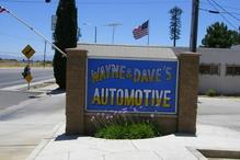 Wayne & Dave's Automotive