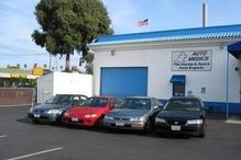Auto Medics | Japanese Auto Repair in San Mateo - Loaner cars!