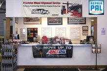 Gearheads Auto Service - Gearheads service counter.