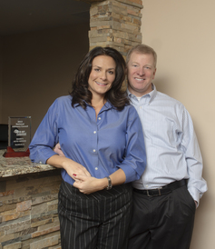 Mark's Auto Service - The Owners Mark and Mary Butitta.