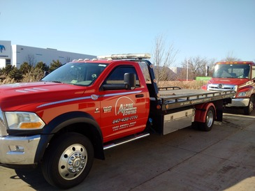 Alpine Automotive - One of our 5 in house tow trucks