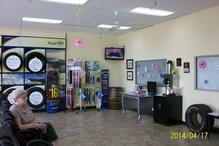 Tubel's Complete Auto Care - CLEAN WAITING AREAS