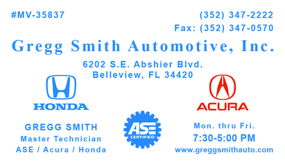 Gregg Smith Automotive