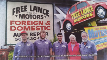 "Free Lance Motors - Check us out in the ""908"" and ""907"" local magazine !"