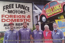 """Free Lance Motors - Check us out in the """"908"""" and """"907"""" local magazine !"""