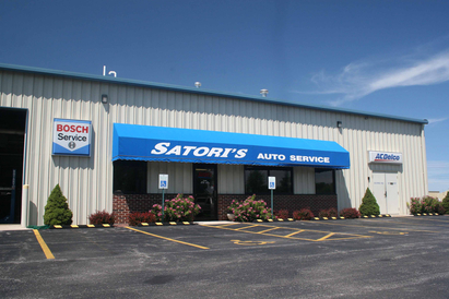 Satori's Auto Service - We moved to our current location in 2001 located right off of Menasha Avenue.
