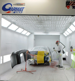 Satori's Auto Service - We have a state-of-the-art body shop which includes a paint booth featuring life-time waterborne eco-friendly paints, car-o-liner frame straightener, factory perfect spot welder and much more!