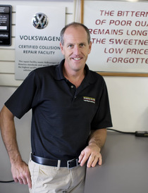 Evergreen Autoworks - Jeff Odom - Owner