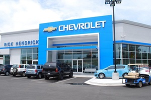Rick Hendrick Chevrolet Buford